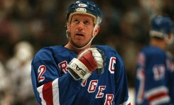 Should Brad Park Join Brian Leetch in the Garden Rafters?