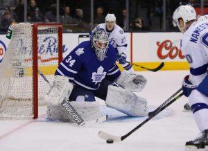 James Reimer, Fantasy Hockey, NHL, Toronto Maple Leafs
