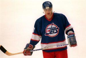 Teemu Selanne, Winnipeg Jets, Alumni Game, Heritage Classic