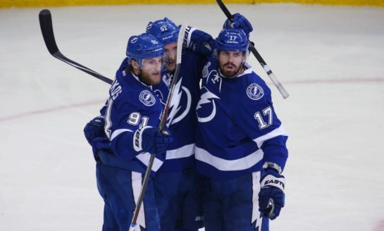 Lightning End Ovechkin's Hot Streak