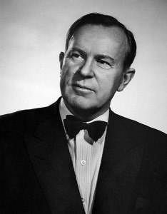 Canadian Prime Minister Lester B. Pearson