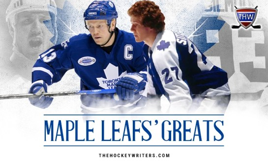Top 10 Offensive Seasons in Maple Leafs History