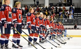 Riveters Re-Sign Captain, Complete Goalie Puzzle