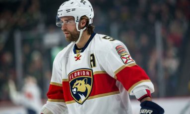 What Were Panthers Thinking Playing Ekblad?