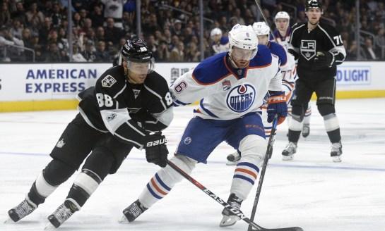Adam Larsson: A Necessary Trade for Edmonton