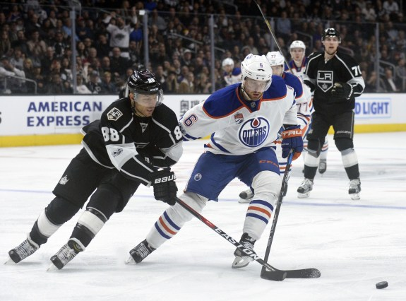 Adam Larsson, Edmonton Oilers