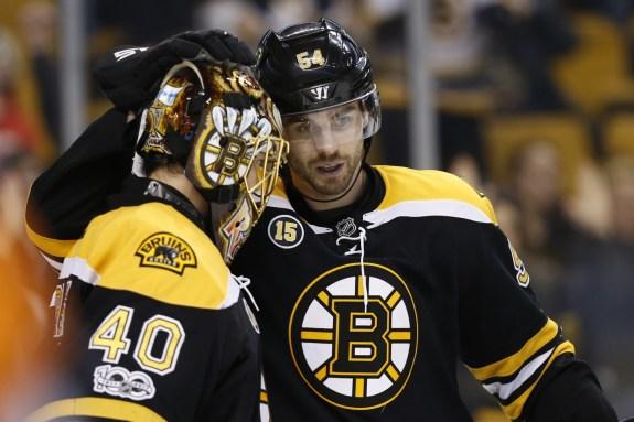 Adam McQuaid, Bruins