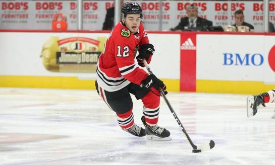 Blackhawks Forward Lines: A Change is a Comin'