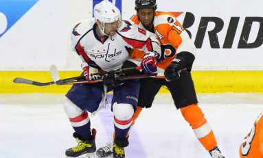 Preview: Wednesday Night Rivalry Capitals at Flyers