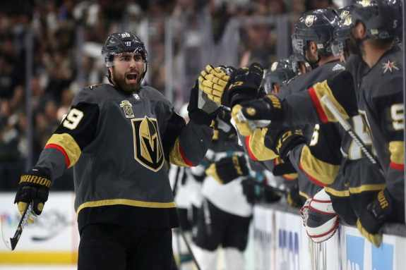 Alex Tuch Vegas Golden Knights
