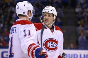 Andrew Shaw, Montreal Canadiens, NHL