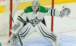 Dallas' Niemi Key to Snapping Flyers' Streak
