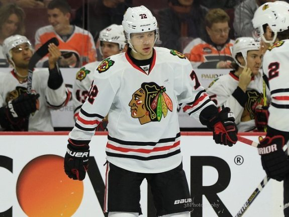 Artemi Panarin, Chicago Blackhawks