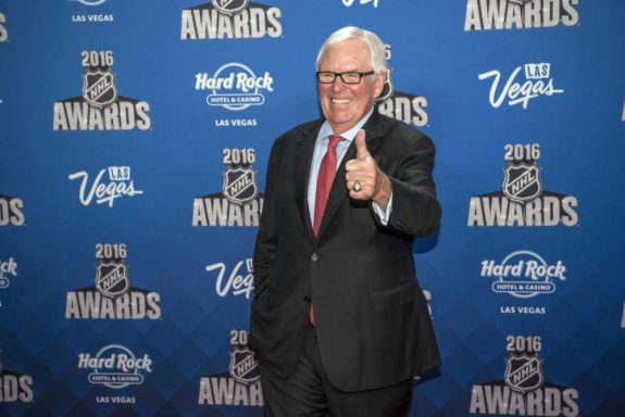 Vegas Golden Knights, Bill Foley