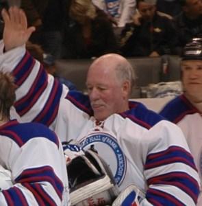 Billy Smith Hockey Hall of Fame