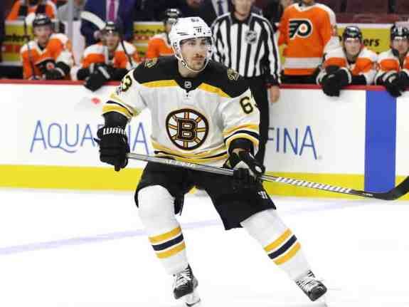 Brad Marchand, Bruins