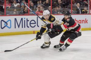 Brandon Carlo, Chris Kelly, Ottawa Senators