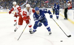 Cooper Shows Confidence in Point in Lightning's Win Over Panthers