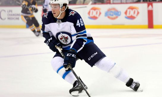Brendan Lemieux: A Perfect Jets' 4th Liner