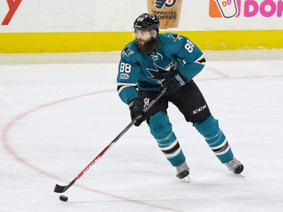 Brent Burns, NHL, San Jose Sharks