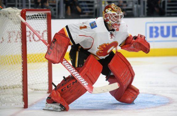 Brian Elliott, Calgary Flames, NHL