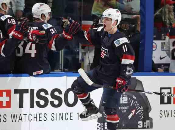 Casey Mittelstadt Team USA