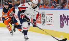 Capitals' Chandler Stephenson Heating Up