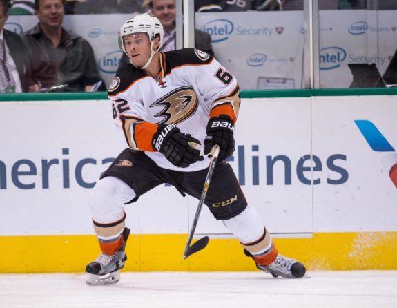 Chris Wagner, Anaheim Ducks