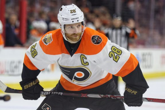 Claude Giroux, Fantasy Hockey, Philadelphia Flyers