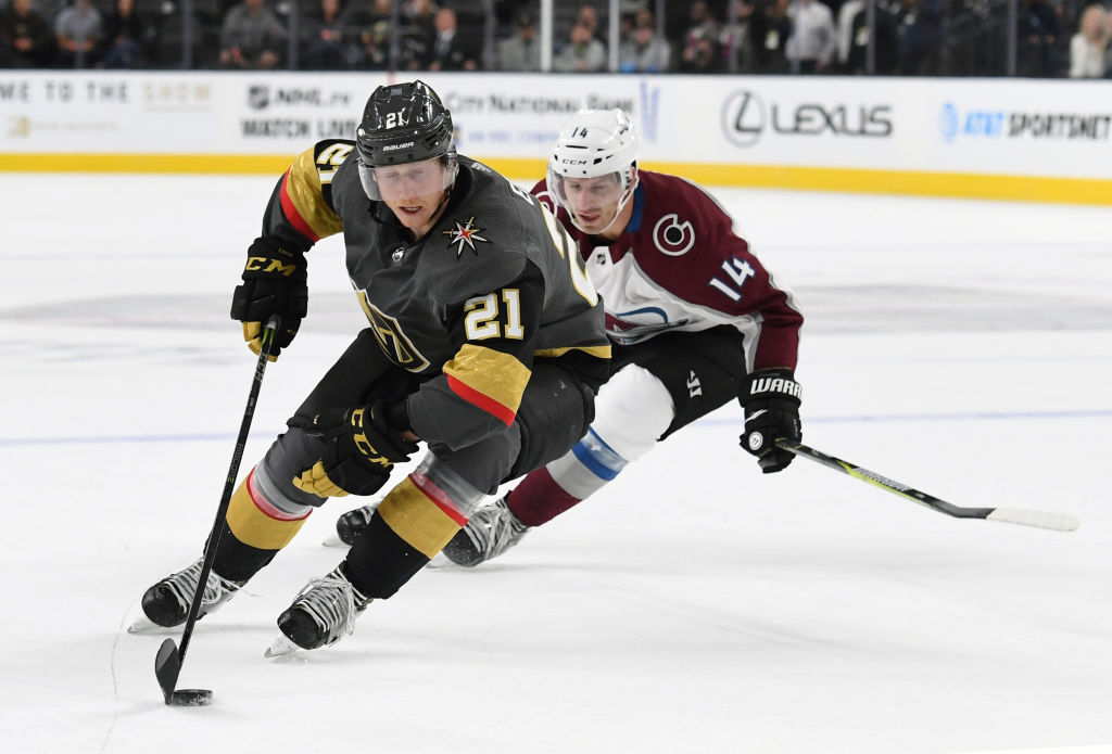 Ducks face slumping Vegas Golden Knights
