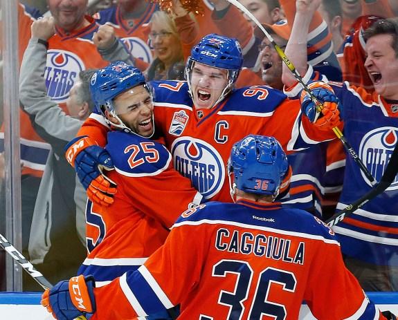 Connor McDavid Edmonton Oilers