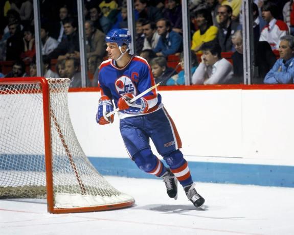 Dale Hawerchuk Winnipeg Jets