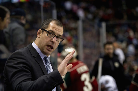 Ott goes from player to coach, joining Blues as assistant