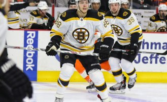 Overtime With BSC: David Pastrnak's Contract a Win for the Bruins