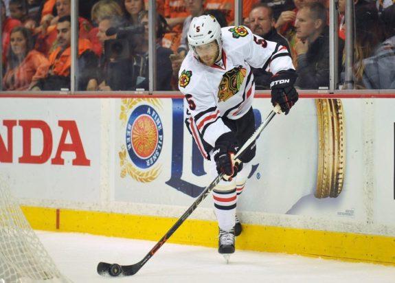 David Rundblad, Chicago Blackhawks