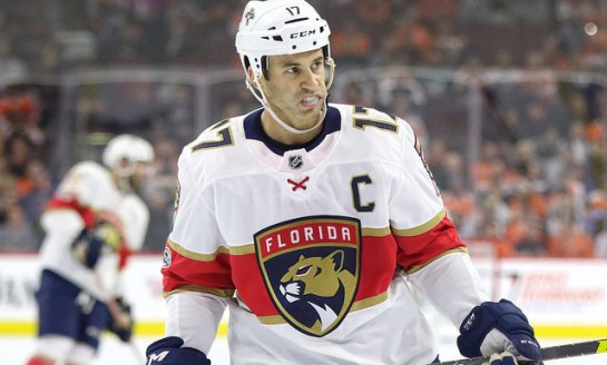 Florida Panthers Jersey History