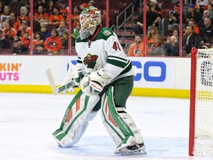 Dubnyk is one of the best goalies in the West. (Amy Irvin / The Hockey Writers)