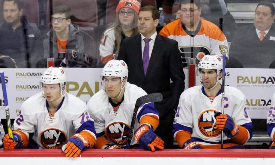 Doug Weight's Tenure with the Islanders