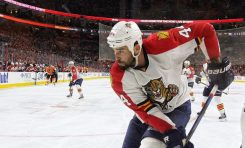 Erik Gudbranson traded to Canucks from Panthers