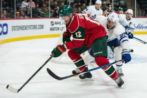 Minnesota Wild Eric Staal great contract