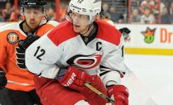Eric Staal Traded To New York Rangers