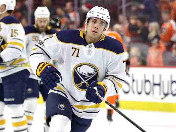 Evan Rodrigues Buffalo Sabres