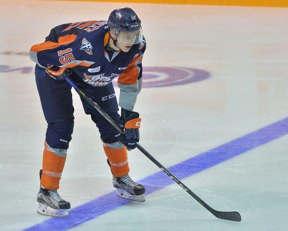 Fedor Gordeev Flint Firebirds