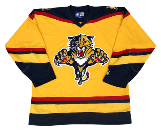 Florida Panthers Jersey