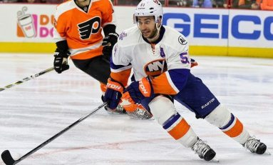 Islanders Struggling to Replace Nielsen