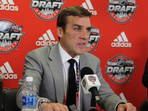 George McPhee, Vegas Golden Knights