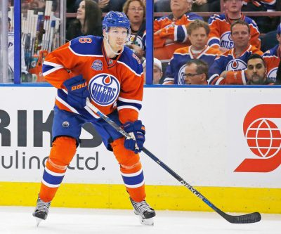 (Perry Nelson-USA TODAY Sports) Griffin Reinhart has spent this entire season in the AHL, playing for Edmonton's farm team, but you can bet other clubs are also keeping a close watch on the fourth overall pick from 2012.