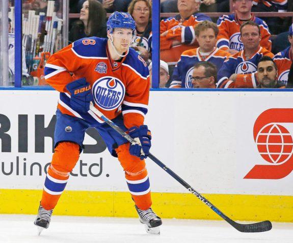 Griffin Reinhart Edmonton Oilers