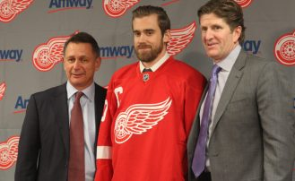 The Grind Line: Predicting the Next Red Wings Captain