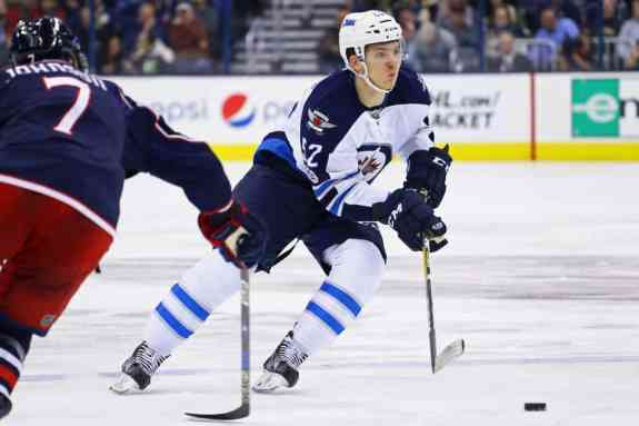 Jack Roslovic Winnipeg Jets